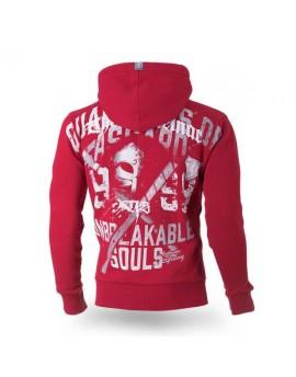 Mikina s kapucou na zip Nordic Souls