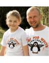 Dětské triko Tučňák