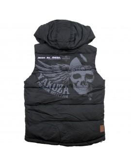 Pánská vesta Yakuza Premium YPV 2574 černá