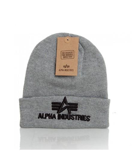 Čepice Alpha Industries 3D Beanie