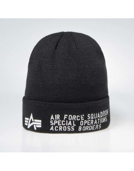 Čepice Alpha Industries Air Force Beanie