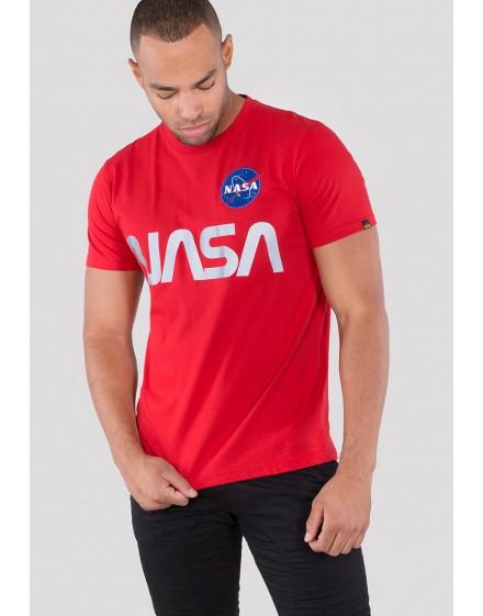 Pánské triko Alpha Industries NASA Reflective T