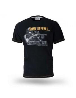 Triko Thor Steinar Home Defence černé