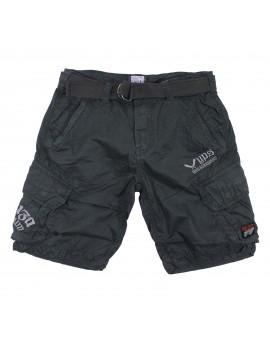 Kapsáčové šortky Yakuza Premium YPSH2261 black and sand