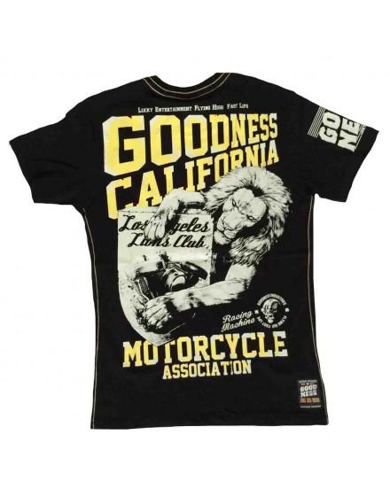 Pánské triko Goodness Industries Logo T-Shirt 0005