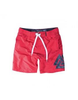 Pánské koupací šortky Thor Steinar Finley red