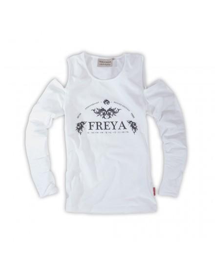 PŘIPRAVUJEME Thor Steinar dámské triko Freya white
