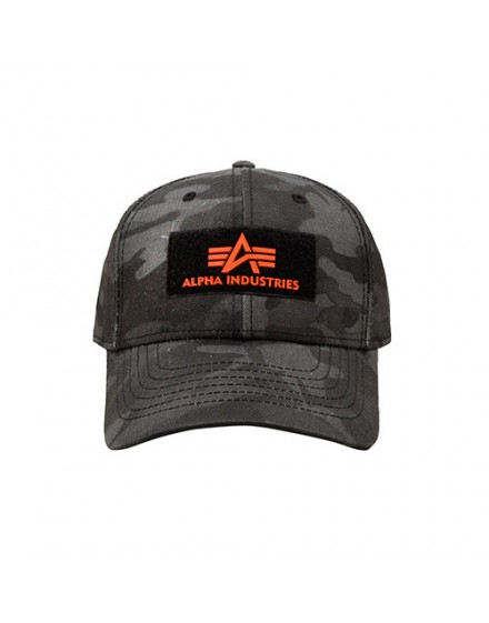 Alpha Industries VLC II Cap black camo