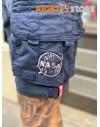 Alpha Industries pánské šortky NASA