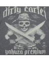 Yakuza Premium pánské triko YPS 2815 grau