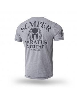 Thor Steinar pánské triko Semper Paratus II grau