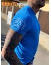 Thor Steinar pánské triko Semper Paratus II blau