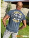 Thor Steinar pánské triko Stand Up marine