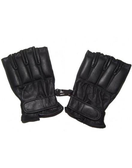 Pískové rukavice bez prstů