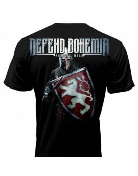Rowdie pánské triko Defend Bohemia
