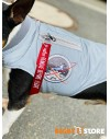 Alpha Industries Space Dog Jacket silver