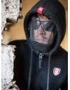 Mikina s kapucou Drodning Division na zip