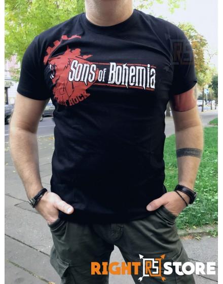 Pánské triko Sons of Bohemia