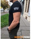 Pánské triko GNLS Black