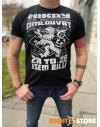 Pánské triko Nikdy se nebudu omlouvat!
