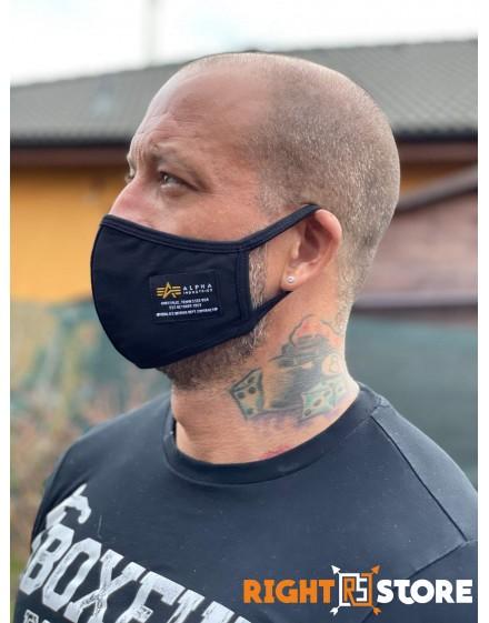 Alpha Industries rouška Crew Facemask