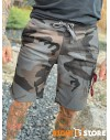 Alpha Industries X-fit Cargo Short Camo