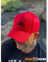 Alpha Industries  Cap VLC II speed red