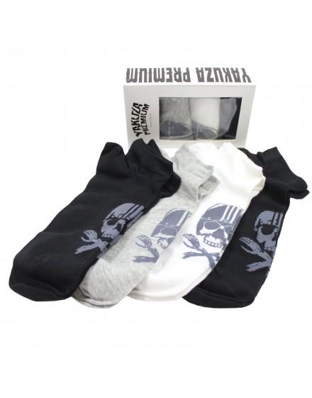 Yakuza Premium ponožky 2188 set 4 ks mix
