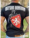 Rowdie pánské triko Defend Bohemia 2