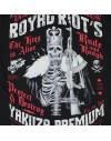Yakuza Premium pánské triko YPS 3021 schwarz
