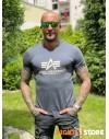 Alpha Industries Basic T-shirt greyblack