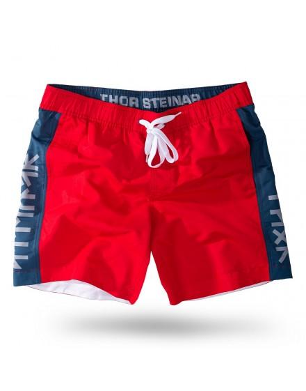 Thor Steinar koupací šortky Liart red