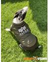 Alpha Industries bomber pro psy MA-1 Dog Jacket Backprint