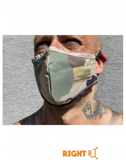 Alpha Industries Tactical Face Mask