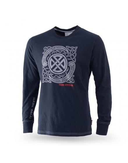 Thor Steinar triko s dlouhým rukávem Breeke black