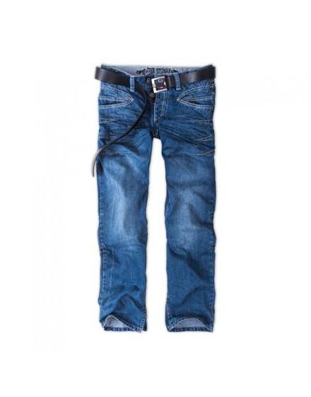 Jeans Harbart světle modré